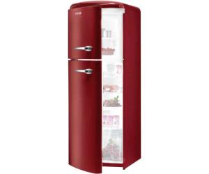 Retro Kühlschrank Testbericht : Retro kühlschrank gorenje test standkühlschränke test