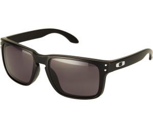 Oakley Holbrook Round Prizm Polarized Sonnenbrille Schwarz/Matt 3gSwo