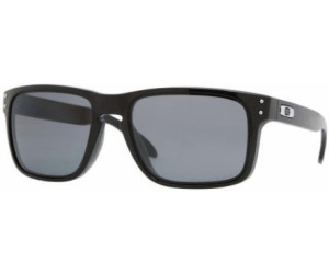01af14f4602 Oakley Holbrook OO 9102-02 Polarized (polished black grey). Oakley Holbrook