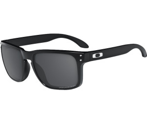 2fd139851f7 Oakley Holbrook OO9102-02 Polarisé (noir poli gris) au meilleur prix ...