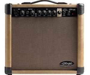 Stagg 10 W RMS Akustik-Gitarrenverstärker