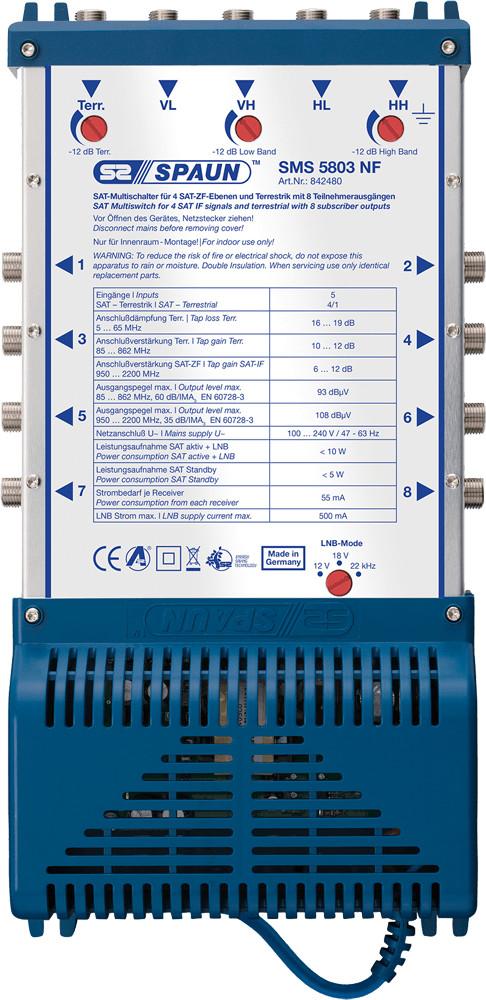 Spaun SMS 5803 NF