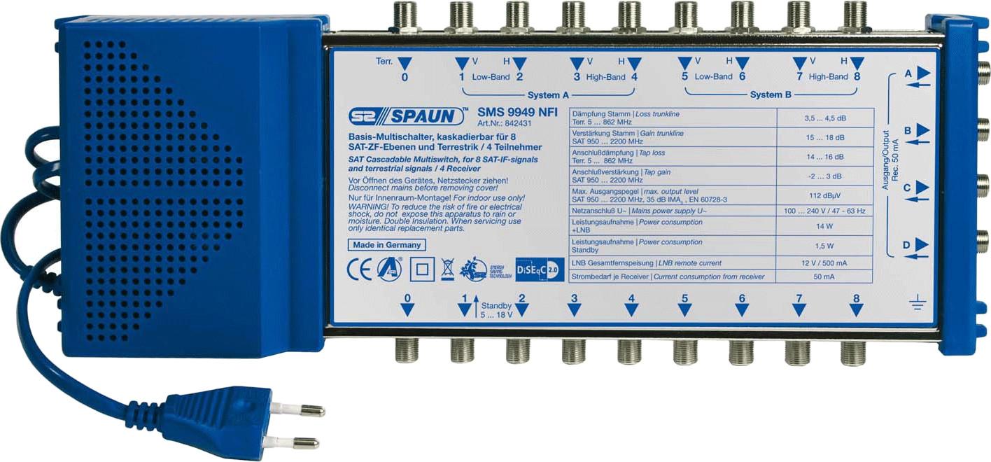 Spaun SMS 9949 NFI
