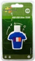 MaxFlash WM 2010 Trikot Frankreich 4GB
