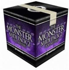 Toontrack Monster MIDI Pack 2