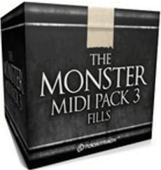 Toontrack Monster MIDI Pack 3
