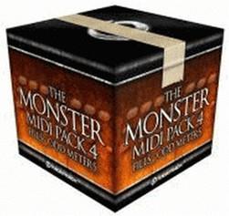 Toontrack Monster MIDI Pack 4