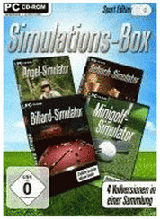 Simulations-Box - Sport Edition (PC)