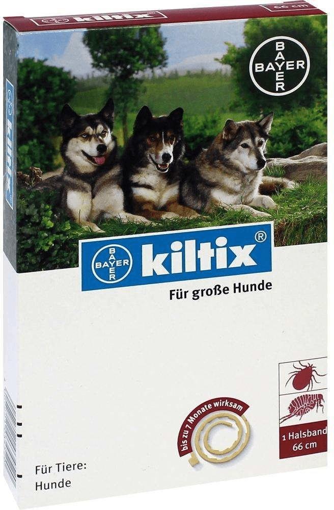 Bayer Kiltix Halsband für große Hunde