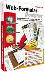Data Becker Web-Formular-Designer (DE) (Win)