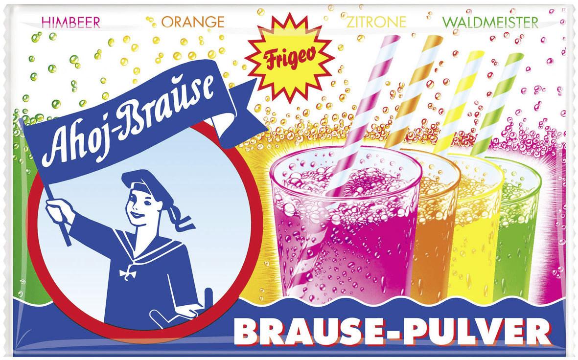 Ahoj-Brause Brause-Pulver 10er Pack (58 g)