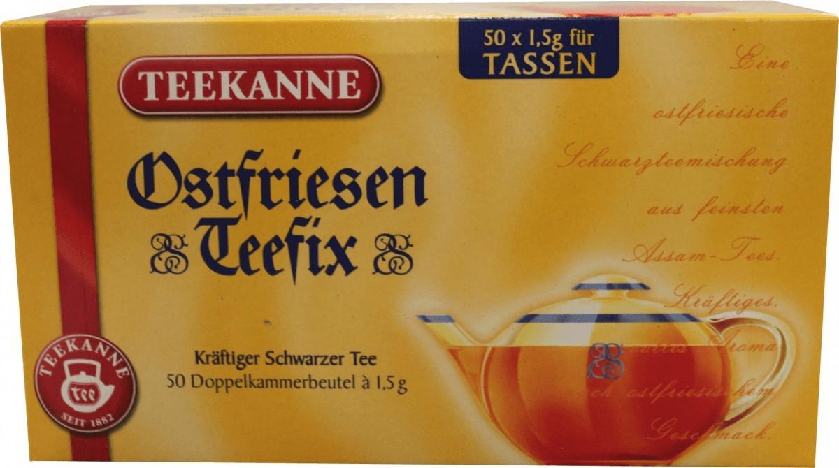 Teekanne Ostfriesen Teefix (50 Stk.)