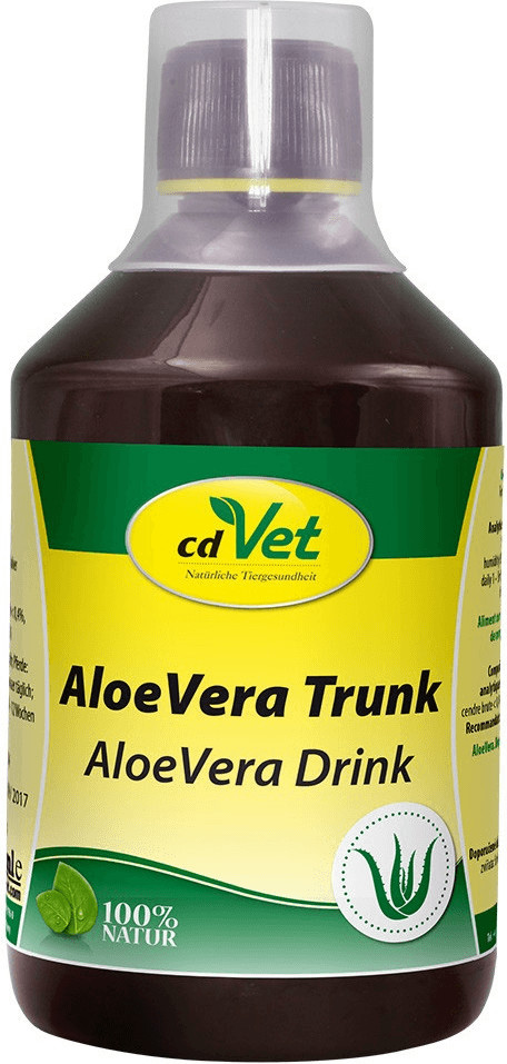 cdVet AloeVera Trunk 500ml