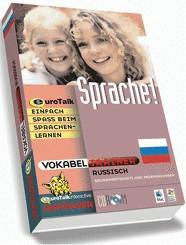 EuroTalk Vokabeltrainer Russisch (DE) (Win/Mac)