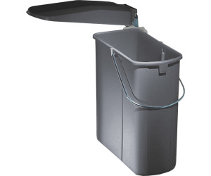 wesco einbau abfallsammler dt 19 l grau ab 38 90 preisvergleich bei. Black Bedroom Furniture Sets. Home Design Ideas