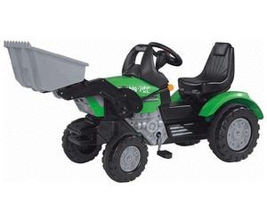 big john xl traktor mit frontlader gr n ab 139 99. Black Bedroom Furniture Sets. Home Design Ideas