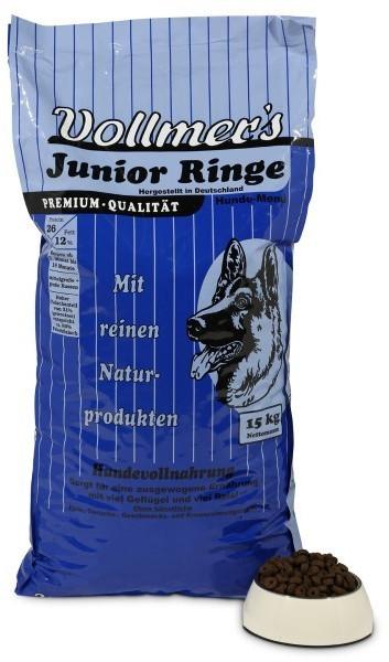 Vollmer´s Junior Ringe (15 kg)