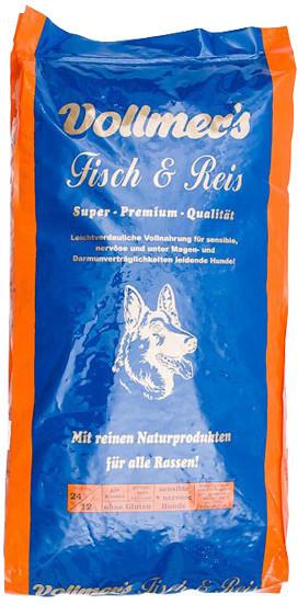 Vollmer´s Fisch & Reis (5 kg)