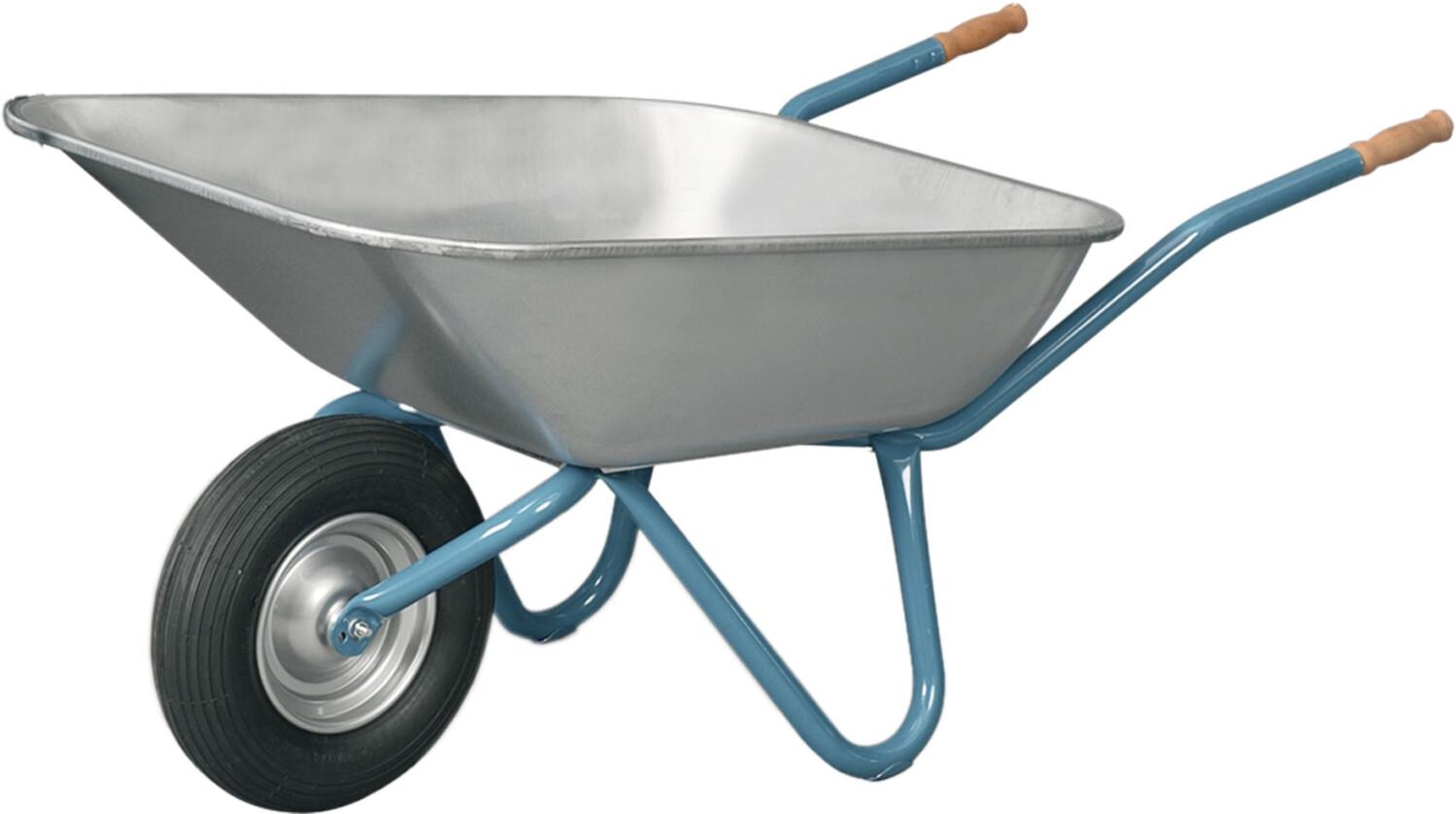 Schubkarre Export 100 Liter  mit doppeltem Boden