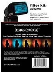 Image of HonlPhoto Filter Kit: Autumn