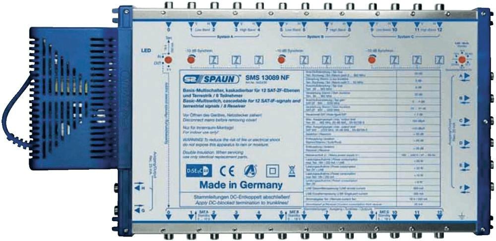 Spaun SMS 13089 NF