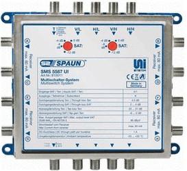 Spaun SMS 5587 UI