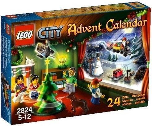 LEGO City Le calendrier de l'Avent (2824)