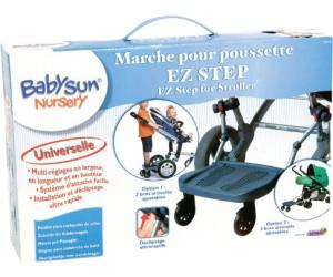Babysun Nursery Marche pour poussette EZ Step au meilleur prix sur