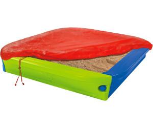 big sandkasten mit abdeckplane 56726 ab 79 90 preisvergleich bei. Black Bedroom Furniture Sets. Home Design Ideas
