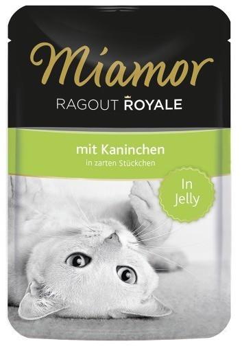 Miamor Ragout Royale Kaninchen 100g