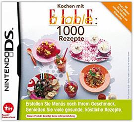 Kochen mit Elle: 1000 Rezepte (DS)
