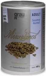 Grau Miezelinos Adult Sensitive/Hairball (400 g)