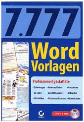 Sybex Verlag 7.777 Word-Vorlagen (DE) (Win)