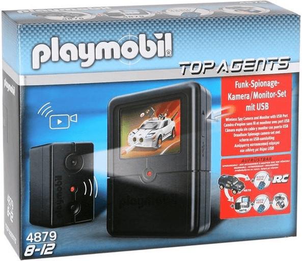 Playmobil Spionage Kameraset (4879)