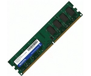 Image of Adata 1GB DDR2 PC2-5300 (AD2U667A1G5-R)
