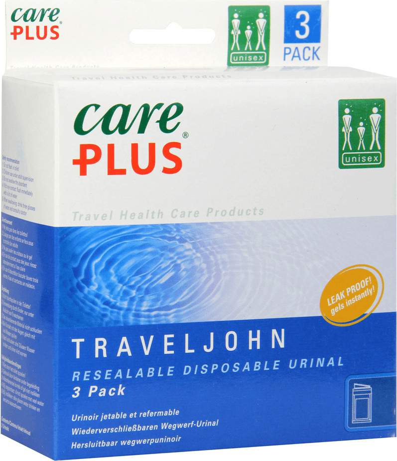 Care Plus Travel John Wegwerf Urinal