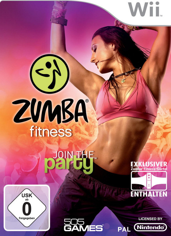 Zumba Fitness: Join the Party (Wii)