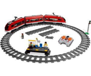 De Lego Train Sur Le Meilleur Prix City Passagers7938Au kOPZuTXi