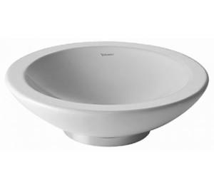 Doppelwaschtisch aufsatzwaschbecken duravit  Duravit Aufsatzwaschbecken Preisvergleich | Günstig bei idealo kaufen