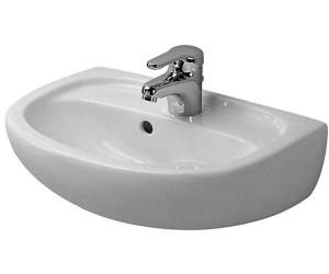 07974547001 Duravit Handwaschbecken DURAPLUS COMPACT 450x310mm mittig du