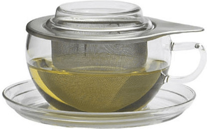 Trendglas Tasse Tea Time - S, 0,3 l