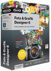 Magix Foto + Grafik Designer 6 (DE) (Win)