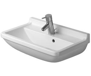 Duravit Starck 3 Waschtisch Compact 55 X 37 Cm 03015500 Ab 9157