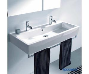 duravit vero geschliffen 100 x 47 cm ab 350 81 preisvergleich bei. Black Bedroom Furniture Sets. Home Design Ideas