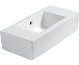 duravit vero handwaschbecken 50 x 25 cm 070350 00 ab. Black Bedroom Furniture Sets. Home Design Ideas