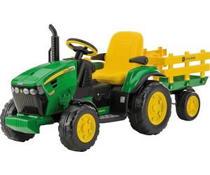peg perego traktor john deere ground force 12v ab 296 67 preisvergleich bei. Black Bedroom Furniture Sets. Home Design Ideas