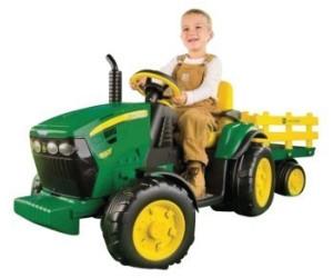 peg perego traktor john deere ground force 12v ab 279 00. Black Bedroom Furniture Sets. Home Design Ideas