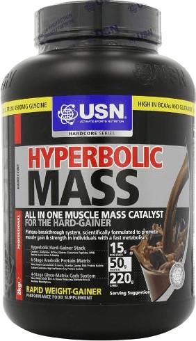 USN Hyperbolic Mass 1800g