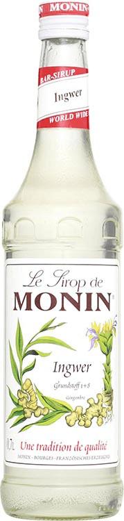 Monin Sirup Ingwer 0,7l