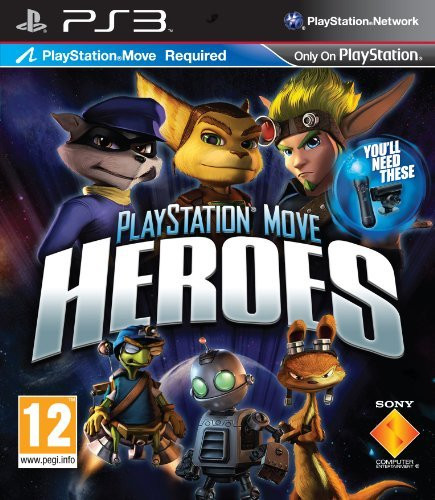 Image of Playstation Move Heroes (PS3)